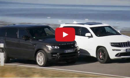 Range Rover Sport vs Jeep Grand Cherokee SRT