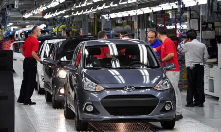 Milionowy samochód Hyundaia z tureckiej fabryki