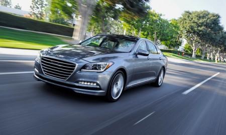Hyundai Genesis – Apetyt na więcej