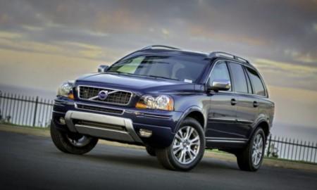 Zakończenie produkcji Volvo XC90