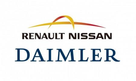 Renault-Nissan i Daimler z nową fabryką