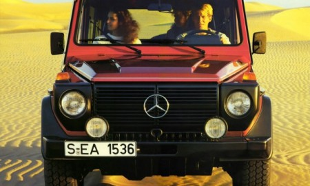 Jubileuszowy zlot Mercedesa Klasy G