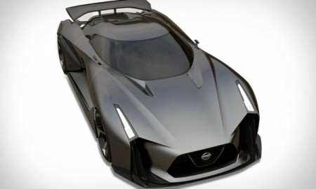 Nissan Concept 2020 Vision – Tylko dla graczy?