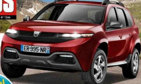 Nowa Dacia Duster w 2017?