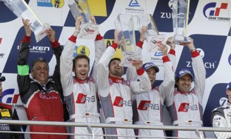 Drugie w ciągu siedmiu dni zwycięstwo Audi