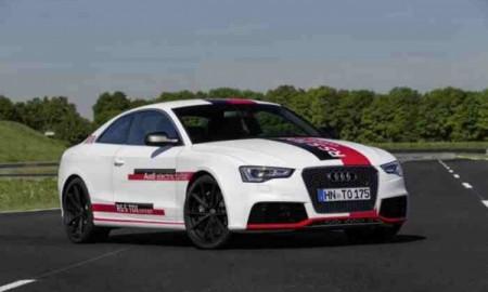 Audi RS 5 TDI – Silnik V6 wspierany voltami