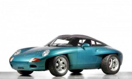 Porsche Panamericana - Prezent na 80 urodziny Ferry Porsche