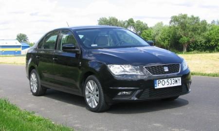 Seat Toledo 1.4 TSI Style - Rapid po hiszpańsku