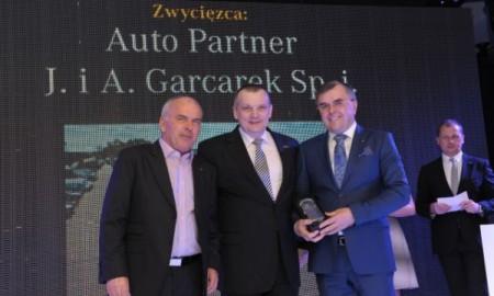 Auto Partner J. i A. Garcarek Dealerem Roku