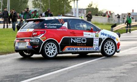 Citroën Racing Trophy po Karkonoszach