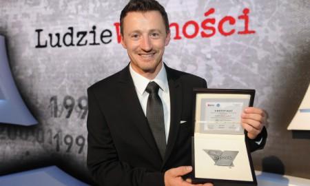 Adam Małysz wśród najważniejszych Polaków 25-lecia