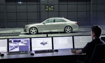 Aeroakustyka według Mercedesa