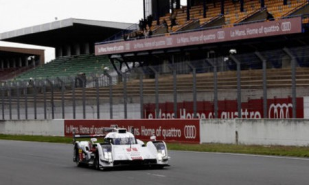 Audi R18 e-tron quattro gotowe do testów w Le Mans