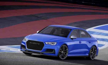 Audi A3 clubsport quattro concept – Ekstremum mocy