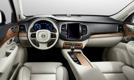 Volvo XC90 - Pierwsze fakty