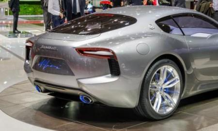Maserati Alfieri na pokazie we Włoszech