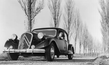 80 urodziny Citroena Traction Avant