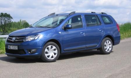 Dacia Logan MCV 1.5 dCi Laureate - Lepszy od poprzednika, ale ...
