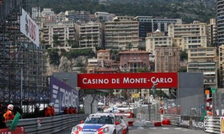 Giermaziak po treningu na ulicach Monte Carlo