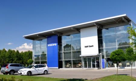 Nowy salon Volvo w Rzeszowie