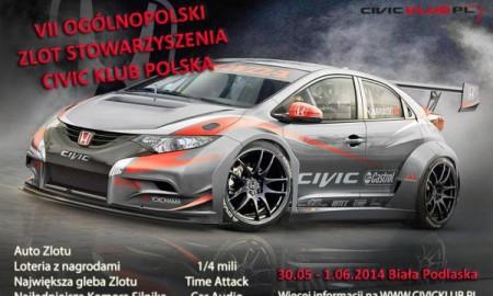 VII Zlot Civic Klub Polska