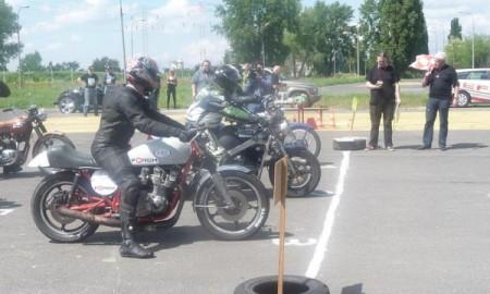 Weteran Moto Bieg 2014