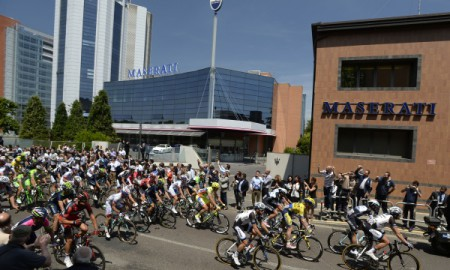 Giro d Italia i Maserati