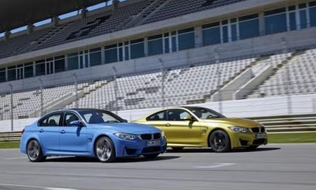 BMW M3 sedan i BMW M4 Coupe – Pod znakiem M