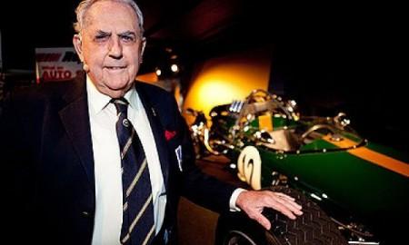 Nie żyje Jack Brabham
