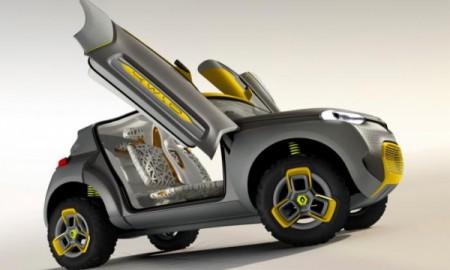 Renault Kwid trafi do produkcji?