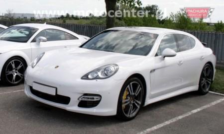 Porsche Panamera Turbo – Gdy 500 KM to za mało