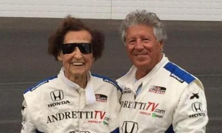102-latka na torze Indianapolis