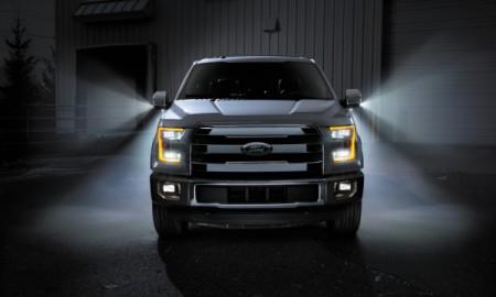 Pierwszy na świecie pickup z oświetleniem LED