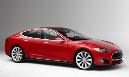 Tesla S przyjedzie do Łodzi