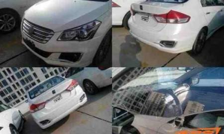 Suzuki Authentics w wersji produkcyjnej