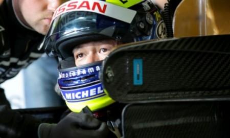 Motoyama w ekipie Nissana ZEOD RC w Le Mans