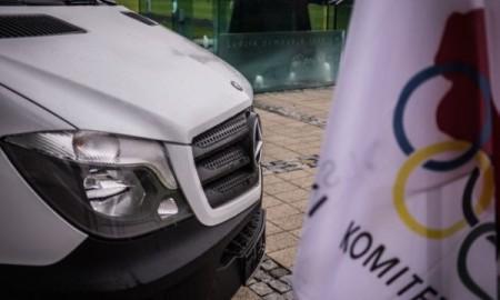 Mercedes Sprinter dla PKOl-u