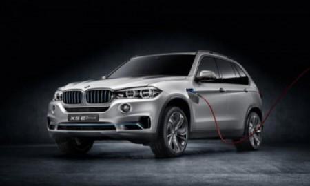 BMW Concept X5 eDrive – Różnice trudno zauważyć