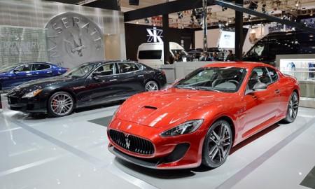 Maserati GranTurismo MC Stradale i GranCabrio MC Centennial