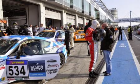 Pechowy występ Polaka na Nurburgringu