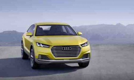 Audi TT offroad concept – Sport w terenie