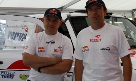 Dąbrowski i Czachor na podium Sealine Qatar