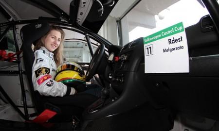 Małgorzata Rdest rozpoczyna wyścigowy sezon
