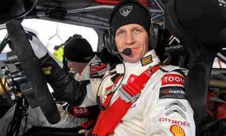 Petter Solberg ma nowe auto
