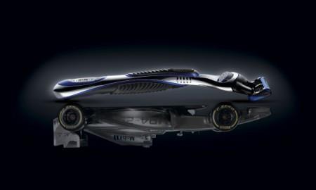 McLaren Mercedes i Gillette