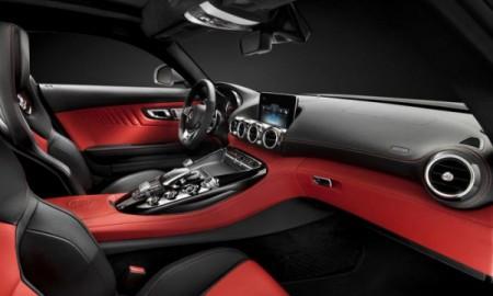 Mercedes AMG GT zaprasza do wnętrza