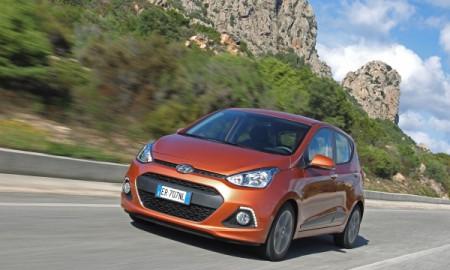 Sukces Hyundaia i10