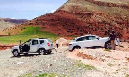 Dacia ratuje Porsche