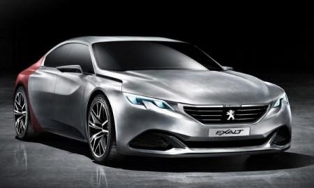 Peugeot Exalt, czyli ...