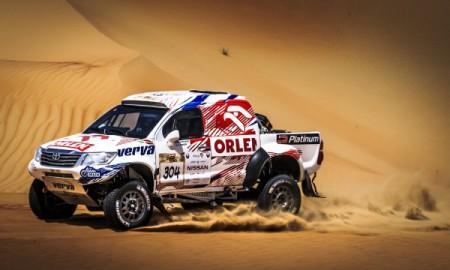 Drugie miejsce Polaków w Abu Dhabi
